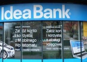Idea Bank pod lupą KNF