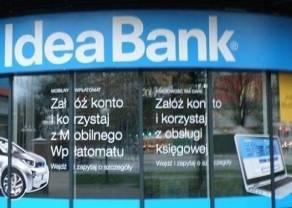 Idea Bank z wynikami finansowymi za II kwartał 2020 r. Akcje w górę