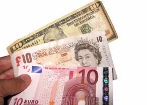 Ile kosztują euro, dolar, frank i funt? Kursy walut na rynku Forex 4 czerwca