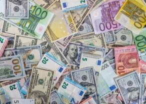 Ile złotych zapłacimy za euro (EUR), dolara (USD), funta (GBP) i franka (CHF) w środę po południu? Kursy walut na rynku Forex