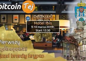 Impreza polskiej branży kryptowalut