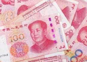 Kurs juana: impuls kredytowy w Chinach maleje - tempo wzrostu gospodarczego w Państwie Środka obniża się! Czy notowania USDCNY wystrzelą?