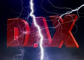 Indeks DAX coraz mocniej straszy inwestorów z długimi pozycjami