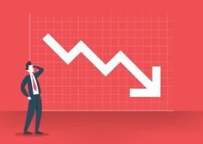 Indeks giełdowy WIG20 dopasował się do reszty rynków akcji i stracił na wartości - wiadomości