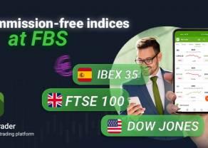 Indeksy bez prowizji w FBS. Pełna lista dostępnych indeksów gotówkowych