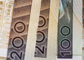 Inflacja konsumencka w Polsce nadal przyśpiesza - polska waluta osłabia sięwzględem euro (EUR/PLN) oraz dolara (USD/PLN)