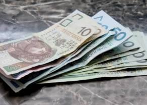 Inflacja w górę, polski złoty traci