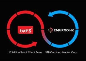 IronFX otworzy giełdę kryptowalut i wyemituje własny token - IronX