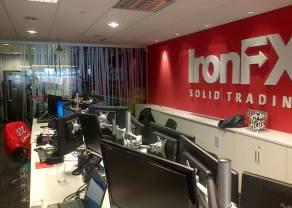 IronFX znów wchodzi w sponsoring sportowy