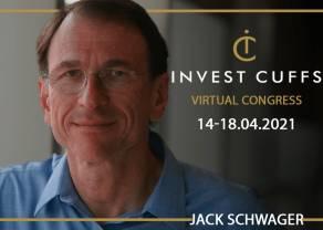 Jack Schwager gościem specjalnym Invest Cuffs! Weź udział w darmowej konferencji i dowiedz się jak inwestują najlepsi
