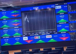 Rozwaga czy niepewność inwestorów? Spadki w obrotach GPW