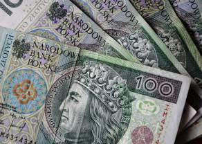 Jak polski złoty rozpoczął nowy tydzień? Notowania euro, franka, dolara i funta