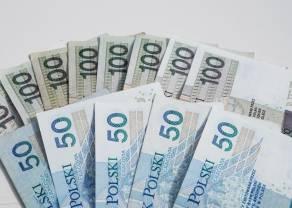 Jak prezentuje się polski złoty na rynku walutowym Forex po danych dotyczących stopy bezrobocia w Polsce