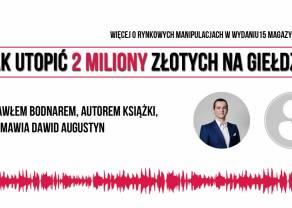Jak spuściłem 2 miliony złotych na giełdzie | Szczera rozmowa z autorem książki