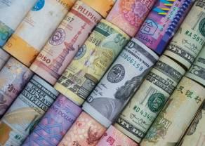Jak w najbliższych dniach zachowa się kurs europejskiej waluty EUR? Notowania euro, dolara, funta i jena japońskiego