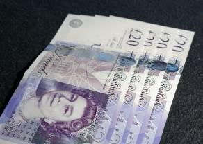 Jak zachowuje się kurs GBP/USD po danych z rynku pracy w Wielkiej Brytanii?