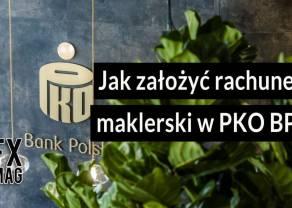 Jak założyć konto maklerskie w PKO BP? Najważniejsze informacje o Biurze Maklerskim PKO Banku Polskiego