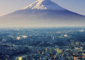 Japońska zmienność ratuje dużych brokerów