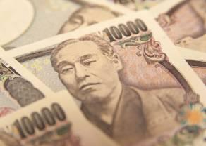 Waluty FX: Jen japoński (JPY) może zakończyć tydzień największym wzrostem!