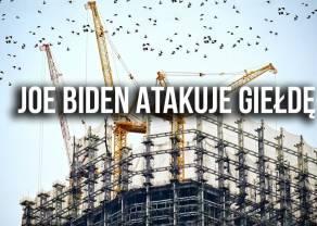 Joe Biden rozgrywa WallStreet, a TSUE umywa ręce w sprawie kredytów frankowych