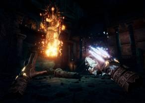 Już dziś premiera najnowszej gry z serii The Wizards Carbon Studio! Dark Times dostępny na platformach Steam, Oculus Store i Viveport