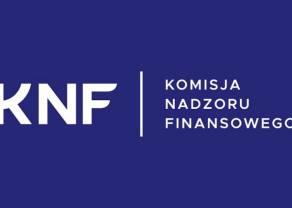 KNF cofnął domowi maklerskiemu zezwolenie na prowadzenie działalności