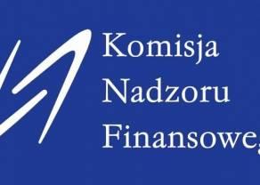 KNF z nową spółką na liście ostrzeżeń publicznych