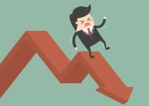 Kolejne fatalne dane i spadki na rynku akcji. Notowania giełdowe
