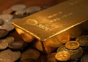 Kolejne sygnały spadkowe dla złota