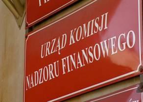 Komunikat KNF ws. nałożenia kary pieniężnej na TUnŻ Europa SA