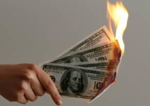 Koniec dolara?! Złoty zyskuje do euro (EUR) i funta. Frank (CHF) się wyróżnia