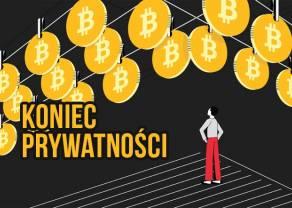 Koniec prywatności to (nie) koniec bitcoina? | Jacek Trzmiel z Coinfirm dla FXMAG
