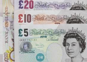 Koniec spadków na GBP/USD?