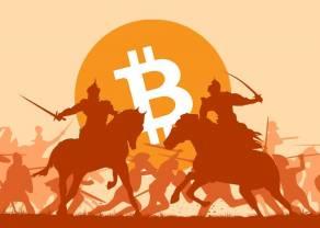 Koniec wojny o Bitcoin Cash? Bitcoin SV pnie się coraz wyżej