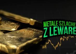Kontrakty CFD na metale szlachetne (złoto, srebro, pallad, platynę). Ryzyko handlu, specyfikacja