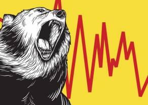 """Kontrakty terminowe na WIG20. Niedźwiedź nie """"odpuszcza"""" dalszej korekty"""