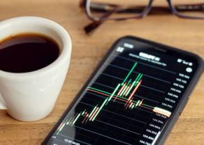 Notowania kawy w korekcie - analiza wykresu COFFEE