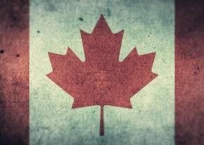 Korekta prosta na kursie dolara amerykańskiego do dolara kanadyjskiego USD/CAD. Czy to już czas na wzrosty?