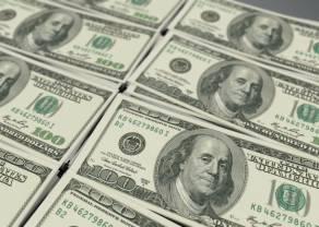 Korekta spadkowa na amerykańskim dolarze