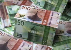 Korona norweska zyskuje do złotego, euro i dolara. Co zrobi bank centralny Norwegii?