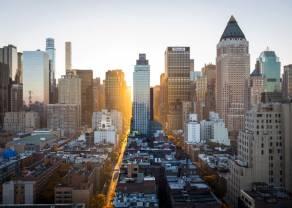 Koronawirus i korekta na giełdzie w USA