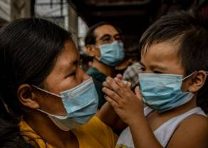Koronawirus nadal silnym zagrożeniem. Notowania giełdowe