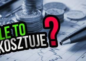 Koszty futures: prowizje maklerskie oraz koszty utrzymania pozycji. Czy prowadzenie konta maklerskiego coś kosztuje?