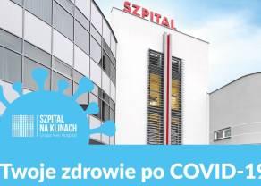 """Krakowski Szpital na Klinach uruchamia program badań """"Twoje Zdrowie po COVID-19"""""""