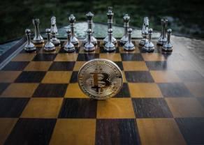 Kryptowaluta bitcoin (BTC)- bardzo dobry tydzień zakończony niesmakiem