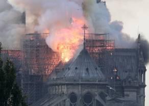 Kryptowaluty pomogą w odbudowie katedry Notre Dame