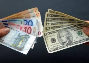 Który kurs walutowy - funta dolara euro czy franka do złotego zaliczył 9 groszowe wahania?