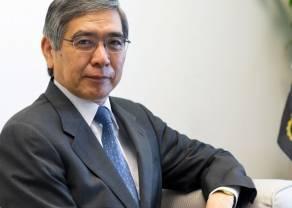 Kuroda zostanie najdłużej urzędującym szefem Banku Japonii?