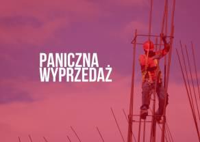 Kurs akcji Erbud na historycznych minimach. Dramat akcjonariuszy