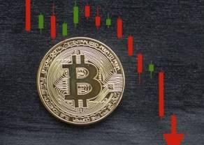 Kurs Bitcoin (BTC) spada poniżej 10 tys. dolarów. Rynek kryptowalut na czerwono
